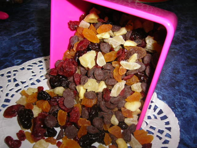 Cross-Country Trail Mix Recipes