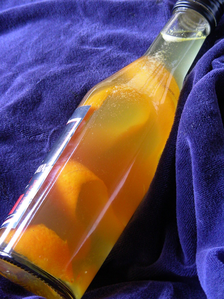 Orange-Vanilla Liqueur Recipes
