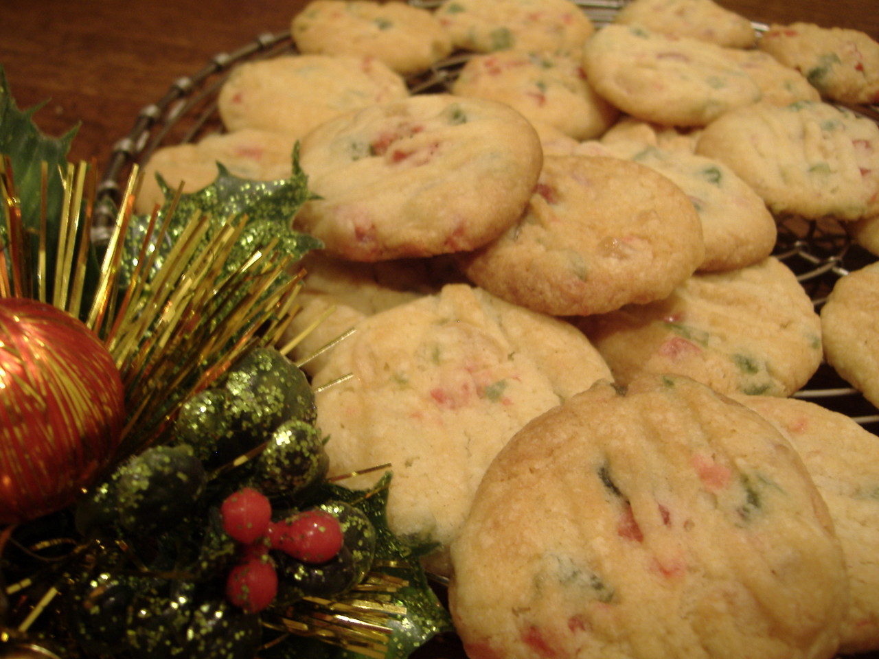 Cherry Dream Cookies Recipes