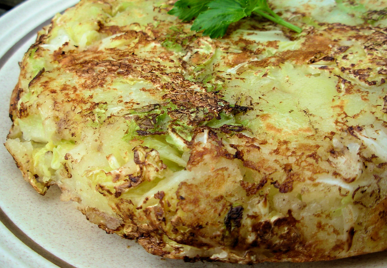 Bubble And Squeak - Traditional British Fried Leftovers Recipes