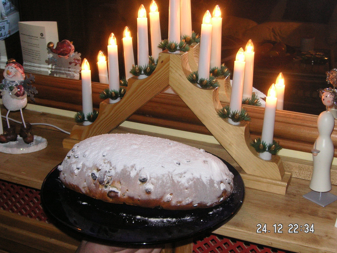 Christmas Stollen Recipes